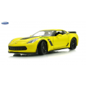Chevrolet Corvette 2017 Z06 Welly 1:24