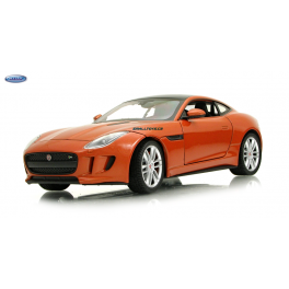Jaguar F-Type Coupe Welly 1:24