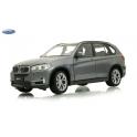 BMW X5 Welly 1:24 šedá metalíza