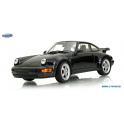 Porsche 911 Turbo Welly 1:24 černá