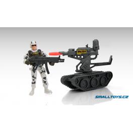 Vojenská sada Soldier Force 9