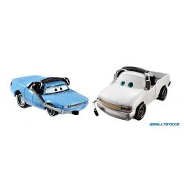 Artie a Brian Fee Clamp autíčka Cars