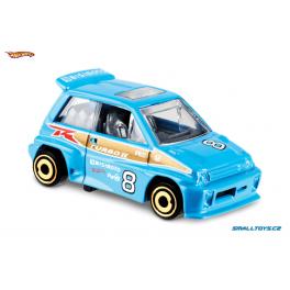 Honda City Turbo II 1985 Hot Wheels modrá