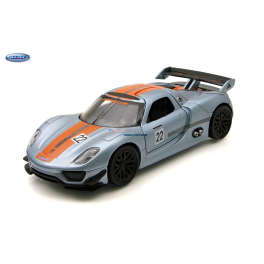 Porsche 918 RSR No.22 Welly