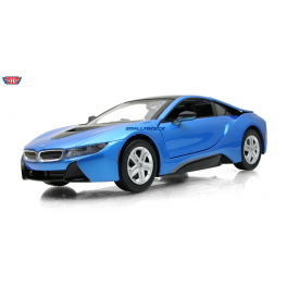 BMW i8 coupe 2018 Motor Max 1:24