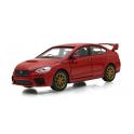 Subaru Impreza WRX STi Wely červená