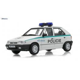 Škoda Felicia 1994 Abrex 1:43 Policie