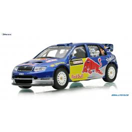 Škoda Fabia WRC 2006 Rally Turecko No.11
