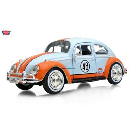 Volkswagen Beetle 1966 Gulf Motormax 1:24