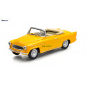 Škoda Felicia 1963 Abrex 1:43 oranžová