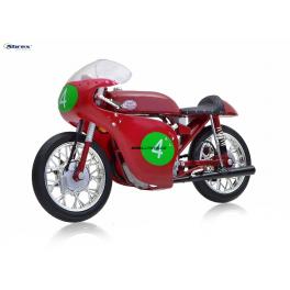 Jawa 350 2×OHC 1961 No.4 Abrex 1:18