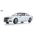Mercedes Benz S Class Welly 1:24 bílá