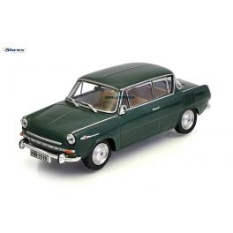 Škoda 1100MBX Abrex 1:43 tmavě zelená