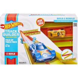 Hot Wheels track builder Fold Up Track Pack