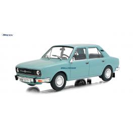 Škoda 105L Abrex 1:43 šedomodrá