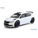 Škoda Fabia 3 R5 Abrex 1:43 bílá