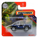 Jeep Willys Matchbox