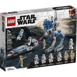 LEGO 75280 Star Wars Klonoví vojáci z 501. legie