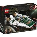 LEGO 75248 Star Wars Stíhačka A-Wing Odboje