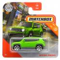 Jeep Renegade 2019 Matchbox