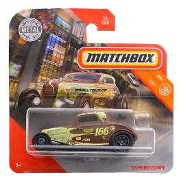 Ford 1933 coupe Matchbox Custom