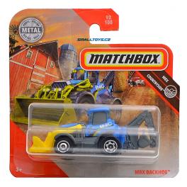 MBX Backhoe Matchbox
