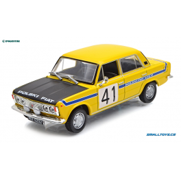 Fiat 125P Monte Carlo 1973 No.41 DeAgostini 1:43