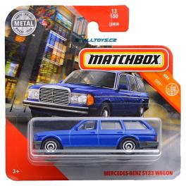 Mercedes Benz S123 wagon Matchbox