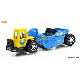 Scraper Road Matchbox